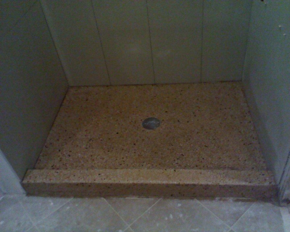 terrazzosc :: home - Terrazzo Shower Base